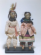 Pair of Dolls