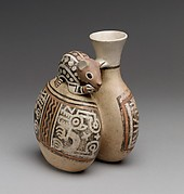 Bottle with Mouse