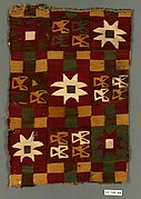 Tapestry Panel with Stars