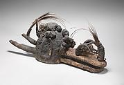 Kòmò Helmet Mask (Kòmòkun)