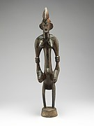 Female Poro Altar Figure (Ndeo)