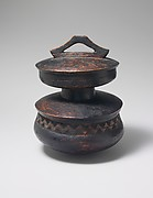Multi-Lidded Vessel