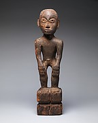 Figure of a Male Rice Deity (Bulul)