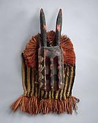 Mask: Antelope (Walu)