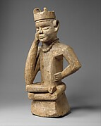 Seated Figure (Tumba)
