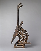 Headdress: Male Antelope (Ci Wara)
