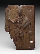 Plaque: Warrior