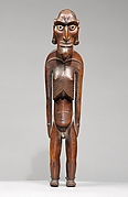 Male Figure (Moai Kavakava)