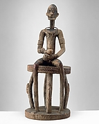 Figure: Seated Male on Stool