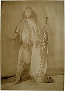 Zulu Warrior with Ox-hide Shield