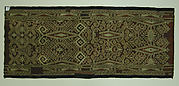 Woman's Ceremonial Skirt (Kain Kebat)