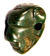 Stone Head Pendant