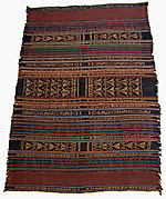 Skirt/Bridewealth Cloth (Petak Haren Nai Telo)