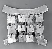 Figure Pendant with Danglers