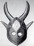 Mask: Cow (Mishi)