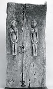 Door: Female Couple