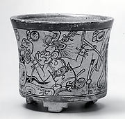 Vessel, Mythological Scene