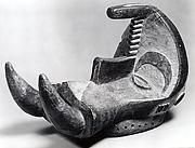 Headdress: Spirit Elephant (Ogbodo Enyi)