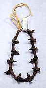 Necklace of Silver Birds