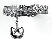 Bracelet: Snakes with Pendant