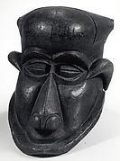 Helmet Mask (Bongo)