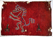 Applique from a Woman's Ceremonial Skirt (Lau Katipa)