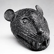 Figure: Leopard Head