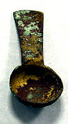 Hammered Silver Spoon