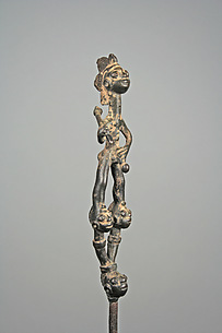 Staff: Figurative Finial