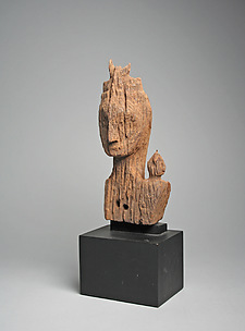 Fragment of an Ancestor Figure (Yene)