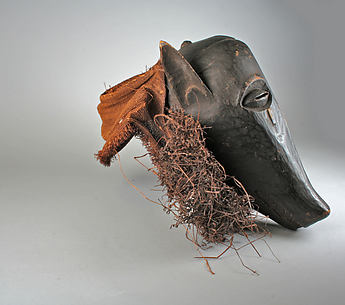 Headdress: Bush Pig (Ngulu)