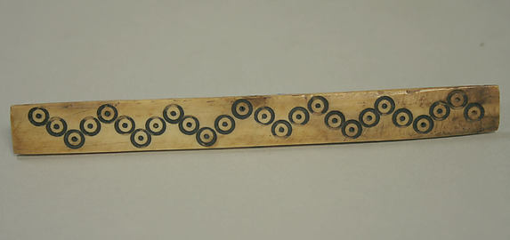 Incised Bone Balance Beam