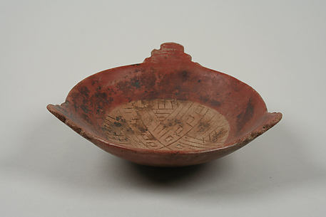 Bowl with Three Lugs