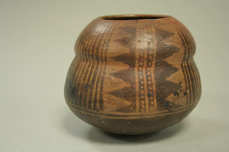 Double-Lobed Bowl