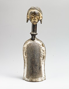 Bell: Female Finial