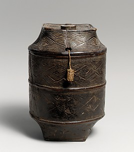 Vessel: Lidded