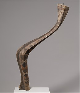 Headdress: Serpent (A-Mantsho-ña-Tshol)