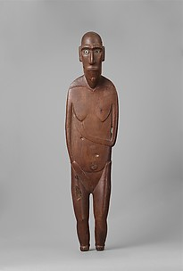 Female Figure (Moai Papa)