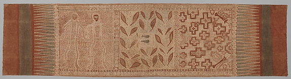 Ceremonial Textile (Mawa' or Maa')