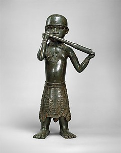 Figure: Horn Player