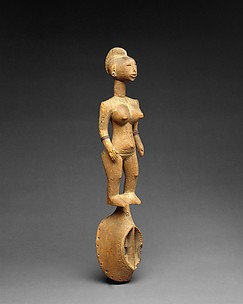 Mask: Female Figure (Karan-wemba)