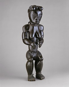 Figure from a Reliquary Ensemble: Seated Female