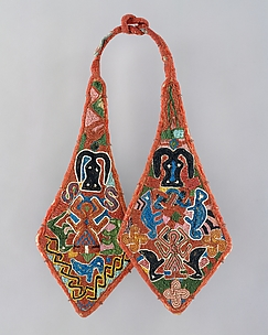 Panel Ornaments for Ceremonial Sword and Sheath (Udamalore)