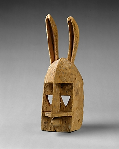 Mask: Rabbit (Dyommo)