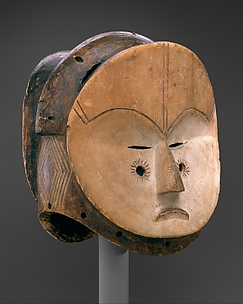 Janus-Faced Helmet Mask (Ngontang)
