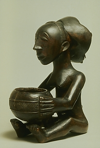 Female Mboko Bowl Bearer