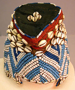 Headdress (Mpaan)