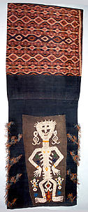 Woman's Ceremonial Skirt (Lau Hada)