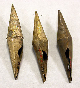 Hammered Silver Cone Ornament