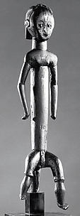 Figure from a Reliquary Element: Seated Male (Nlo Bieri)